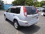 Used 2001 NISSAN X-TRAIL BF62807 for Sale Image 3
