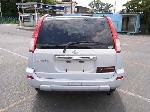 Used 2001 NISSAN X-TRAIL BF62807 for Sale Image 4