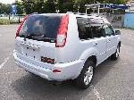 Used 2001 NISSAN X-TRAIL BF62807 for Sale Image 5