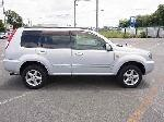 Used 2001 NISSAN X-TRAIL BF62807 for Sale Image 6