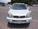 Used 2001 NISSAN X-TRAIL BF62807 for Sale Image 8
