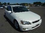 Used 2002 TOYOTA ALTEZZA BF62887 for Sale Image 7