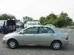 Used 2002 TOYOTA COROLLA SEDAN BF62895 for Sale Image 2