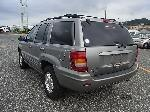 Used 2000 JEEP GRAND CHEROKEE BF62975 for Sale Image 3