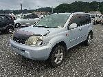 Used 2001 NISSAN X-TRAIL BF63008 for Sale Image 1
