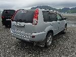 Used 2001 NISSAN X-TRAIL BF63008 for Sale Image 5