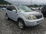 Used 2001 NISSAN X-TRAIL BF63008 for Sale Image 7