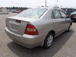 Used 2001 TOYOTA COROLLA SEDAN BF63058 for Sale Image 5