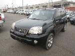 Used 2001 NISSAN X-TRAIL BF63072 for Sale Image 1