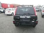 Used 2001 NISSAN X-TRAIL BF63072 for Sale Image 4