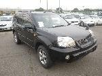 Used 2001 NISSAN X-TRAIL BF63072 for Sale Image 7