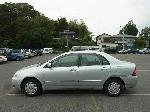 Used 2001 TOYOTA COROLLA SEDAN BF63111 for Sale Image 2