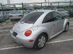 Used 2001 VOLKSWAGEN NEW BEETLE BF63314 for Sale Image 5