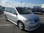 Used 2001 MAZDA MPV BF63360 for Sale Image 7