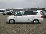 Used 2001 TOYOTA IPSUM BF63404 for Sale Image 2