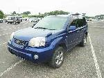 Used 2001 NISSAN X-TRAIL BF63448 for Sale Image 1
