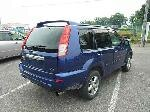 Used 2001 NISSAN X-TRAIL BF63448 for Sale Image 5