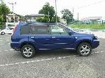 Used 2001 NISSAN X-TRAIL BF63448 for Sale Image 6