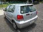 Used 2001 VOLKSWAGEN POLO BF63538 for Sale Image 3