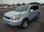 Used 2001 NISSAN X-TRAIL BF63598 for Sale Image 1