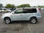 Used 2001 NISSAN X-TRAIL BF63598 for Sale Image 2