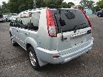Used 2001 NISSAN X-TRAIL BF63598 for Sale Image 3