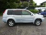 Used 2001 NISSAN X-TRAIL BF63598 for Sale Image 6