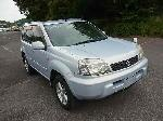 Used 2001 NISSAN X-TRAIL BF63598 for Sale Image 7