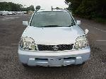 Used 2001 NISSAN X-TRAIL BF63598 for Sale Image 8
