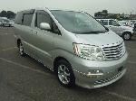 Used 2002 TOYOTA ALPHARD V BF63687 for Sale Image 7