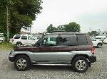 Used 1998 MITSUBISHI PAJERO IO BF64042 for Sale Image 2