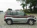 Used 1998 MITSUBISHI PAJERO IO BF64042 for Sale Image 6