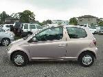 Used 2000 TOYOTA VITZ BF64122 for Sale Image 2