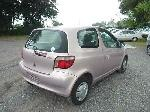 Used 2000 TOYOTA VITZ BF64122 for Sale Image 5