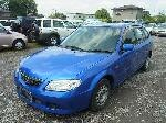 Used 2002 MAZDA FAMILIA S-WAGON BF64134 for Sale Image 1