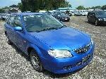 Used 2002 MAZDA FAMILIA S-WAGON BF64134 for Sale Image 7