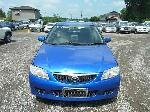 Used 2002 MAZDA FAMILIA S-WAGON BF64134 for Sale Image 8