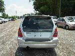 Used 2002 SUBARU FORESTER BF64136 for Sale Image 4