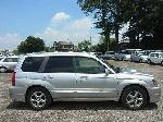 Used 2002 SUBARU FORESTER BF64136 for Sale Image 6