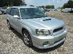 Used 2002 SUBARU FORESTER BF64136 for Sale Image 7