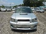 Used 2002 SUBARU FORESTER BF64136 for Sale Image 8