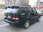 Used 2000 SSANGYONG MUSSO IS00238 for Sale Image 4