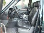 Used 2000 SSANGYONG MUSSO IS00238 for Sale Image 7