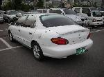 Used 1999 HYUNDAI AVANTE IS00327 for Sale Image 3