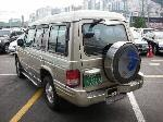 Used 2000 HYUNDAI GALLOPER IS00328 for Sale Image 3