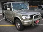 Used 2000 HYUNDAI GALLOPER IS00328 for Sale Image 7