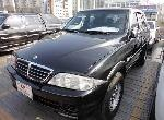 Used 2004 SSANGYONG MUSSO IS00342 for Sale Image 1