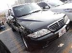 Used 2004 SSANGYONG MUSSO IS00342 for Sale Image 6