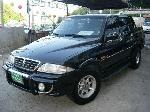 Used 2003 SSANGYONG MUSSO IS00343 for Sale Image 1