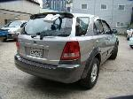 Used 2002 KIA SORENTO IS00355 for Sale Image 3